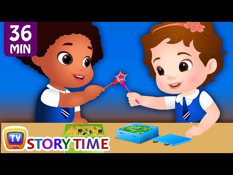 Thumbnail: The Lunch Thief | Plus Many More Bedtime Stories For Kids in English | ChuChu TV Storytime