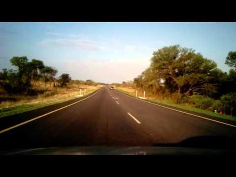 Mat North along Bulawayo to Gwelo highway captured
