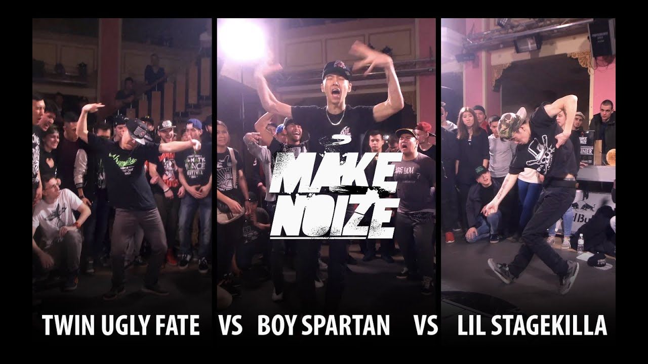 TWIN UGLY FATE VS BOY SPARTAN VS LIL STAGEKILLA | KRUMP ...