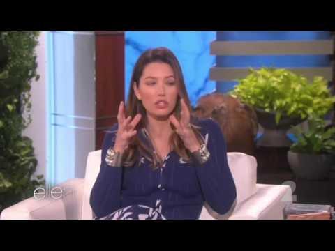 Jessica Biel talks baby son Silas...