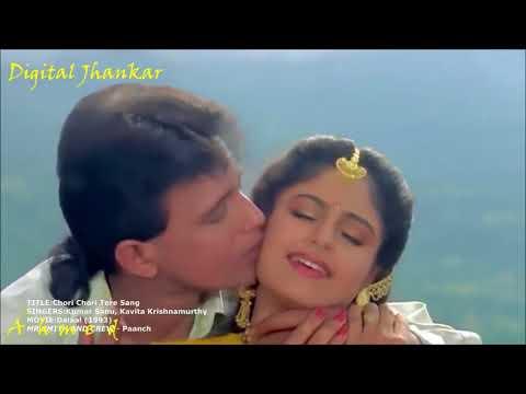 Tubidy io Choree Choree Tere Sang Jhankar HD 1080p Dalaal 1993 song frm A