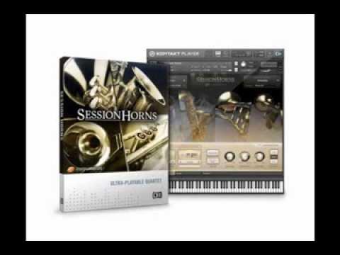Session Horns Ez Keys Demo