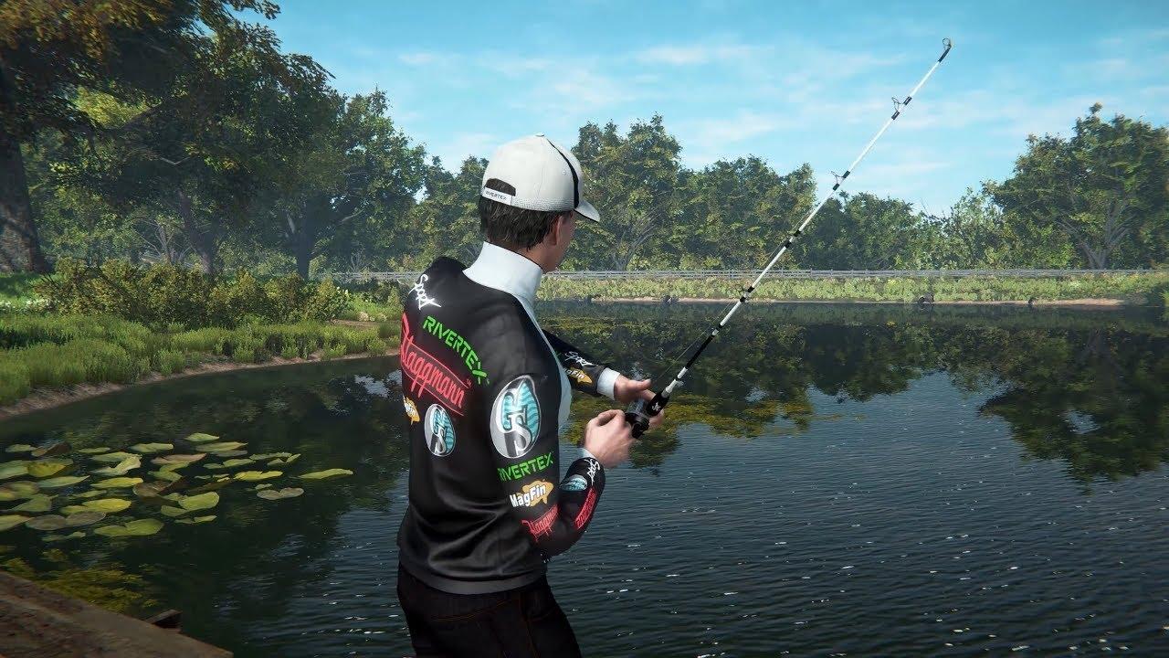 Fishing simulator 2011 portable mjpgamez.