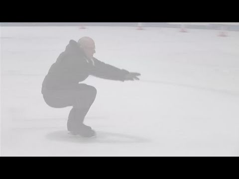 How To Shoot The Duck Forwards And Backwards On Ice