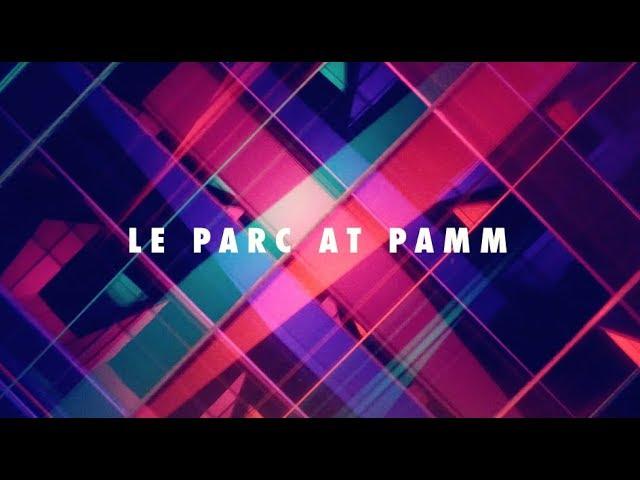 Heart | Le Parc at PAMM