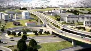 Megaproyecto Puente Madre Laura Montoya