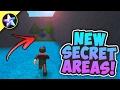 Exploring SECRET AREAS! (WALK ON WATER GLITCH) - Roblox Pokemon Brick Bronze