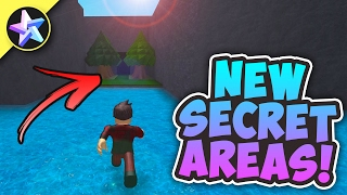 Exploring SECRET AREAS! (WALK ON WATER GLITCH) - Roblox Pokemon Brick Bronze