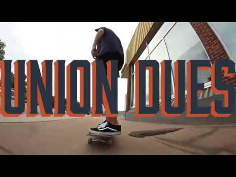 Working Class Skateboard Shop - Union Dues
