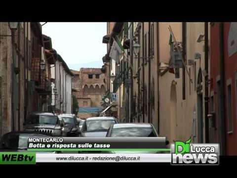 Montecarlo, botta e risposta sulle tasse - Dì News - 5 aprile 2012