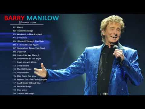 Best Of Barry Manilow - Barry Manilow Greatest Hits Full Album