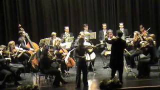 HannaH Walter - W. A. Mozart: Violinkonzert D-Dur KV 211 Mov I