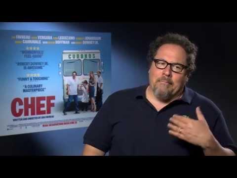 Jon Favreau Interview - Chef