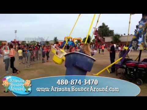 Mindwinder Ride Rental | Kiddy Carnival Rides | Phoenix, Arizona