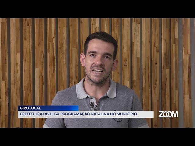 03-12-2019 - GIRO LOCAL - ZOOM TV JORNAL