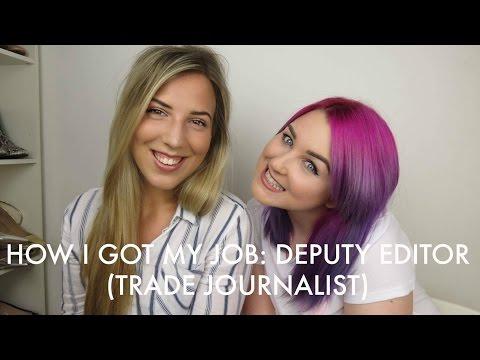 How I Got My Job: Deputy Editor (Trade Journalist) | Sarah-Rose Goes