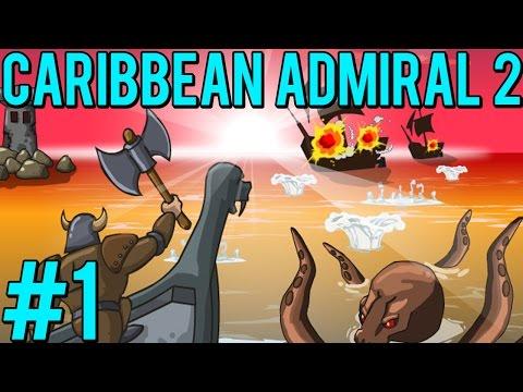 TO MA DRUGĄ CZĘŚĆ?! - Caribbean Admiral 2 #1