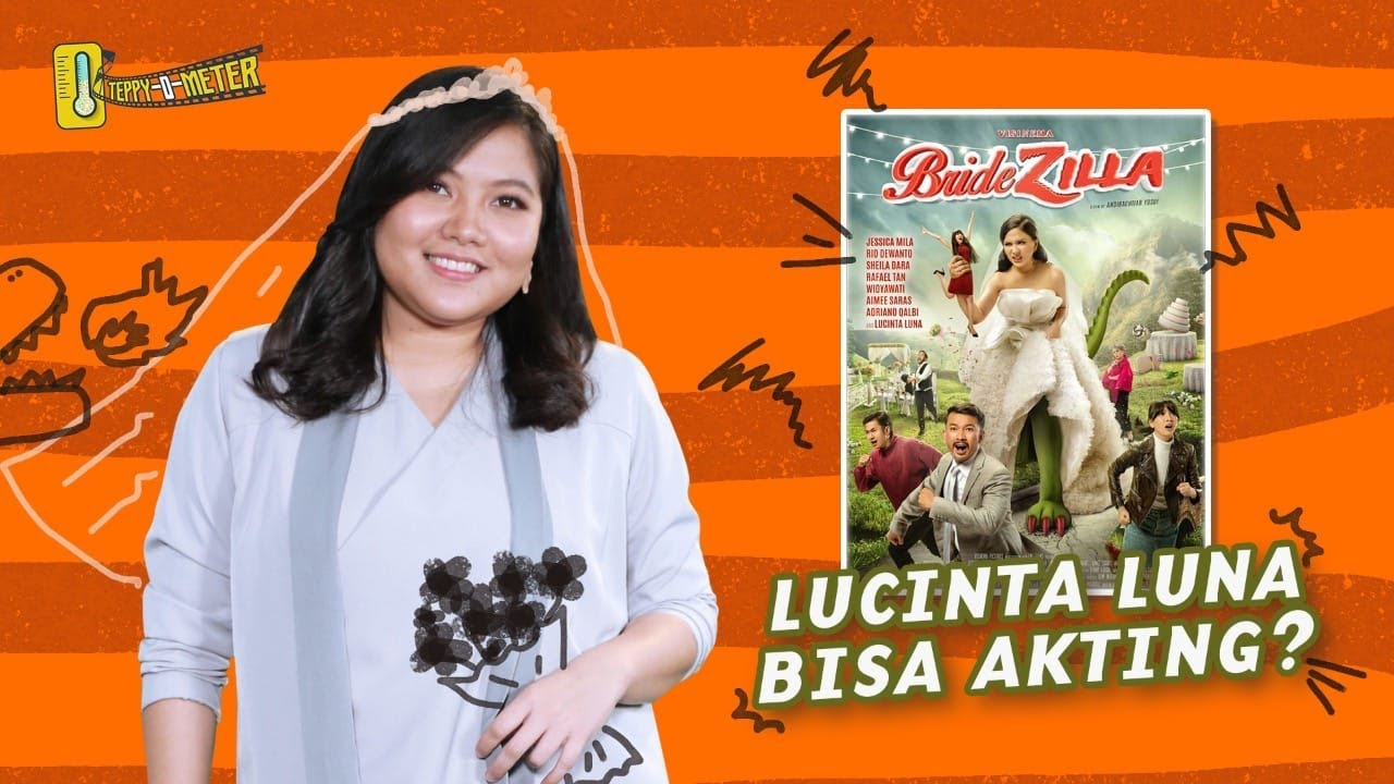 Review Film: Bridezilla   Teppy O Meter