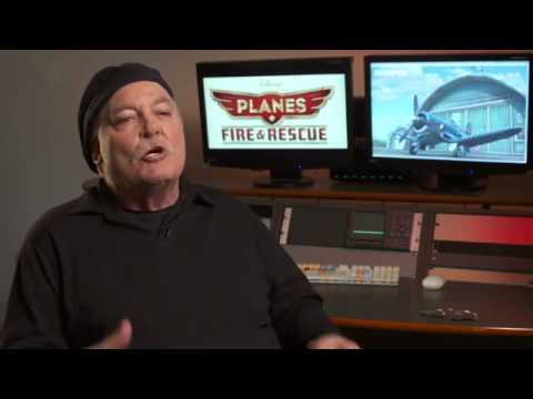 Stacy Keach Interview   Planes  Fire & Rescue