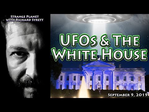 Are there Aliens in the White House? from YouTube · Duration:  1 hour 40 minutes 36 seconds