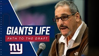 Giants Life: Path to the Draft Episode 2