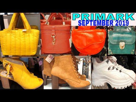 #PRIMARK #SEPTEMBER2019   Shoes,  Bags & Accessories Collection    #PrimarkTrendingNow