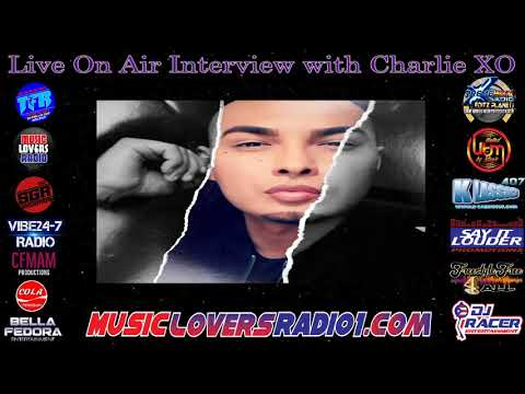 DJ RACER INTERVIEW WITH CHARLIE XO - 12/13/2019