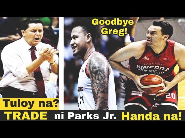 SA WAKAS!Parks Jr. TRADE to Ginebra Matutuloy na?|Pumayag na si Ray Parks Jr.|PBA TRADE RUMOUR