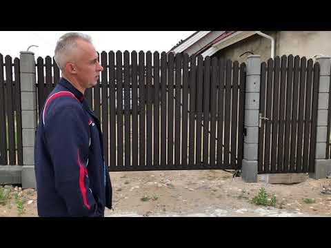 Металлический штакетник цена отзыв Заборный мастер в Иваново.