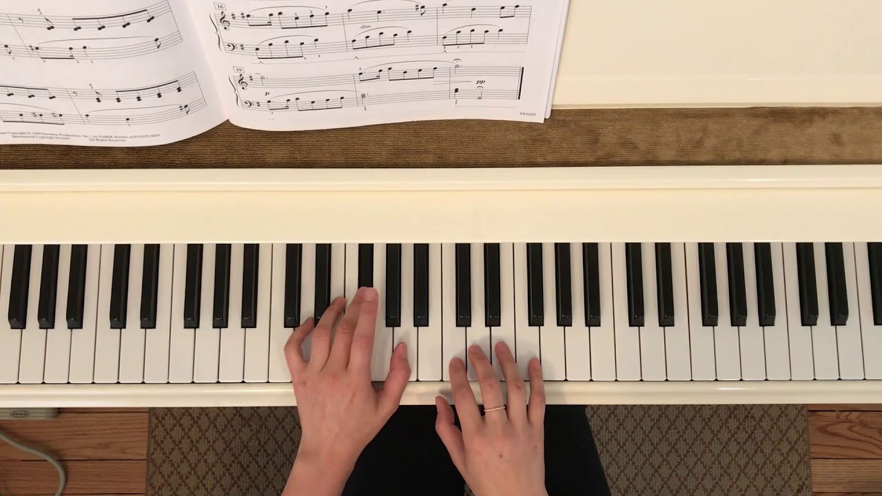 """Theme from the """"Unfinished"""" Symphony (FunTime Piano ..."""