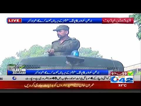 Lahore police released efficient petroleum plan for elections