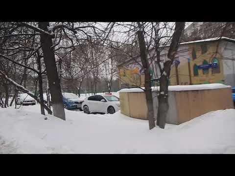 Москва   Царицино   улица Севанская