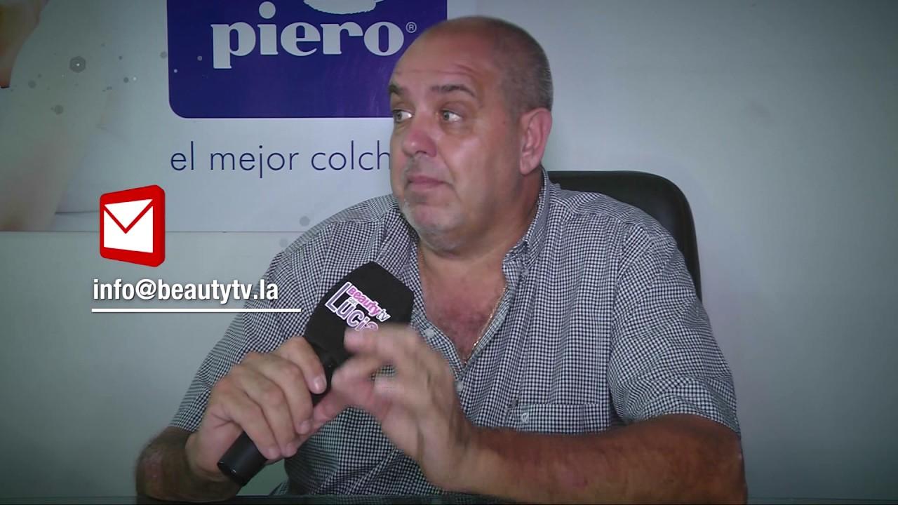 Asesor Colchones.Colchones Piero Entrevista Con Claudio Barraza Asesor Empresarial
