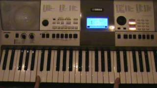 tutorial clubbed to death piano rob dougan