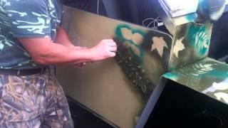 Покраска машины в камуфляж(Made with Perfect Video http://goo.gl/j49PLI., 2015-09-21T18:50:18.000Z)