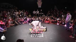Red Bull BC One Cypher France 2017 | Pac Pac  vs Timo | 8e de finale