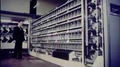 Post Office Sorting, 1970's - Film 6730