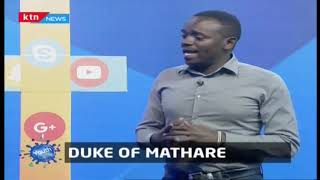 Meet Kenya's Duke of Mathare | Youth Cafe