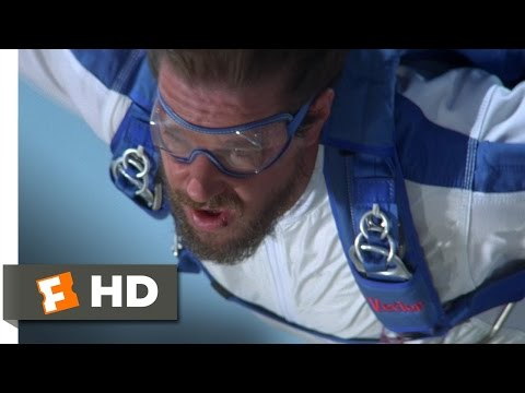Drop Zone (7/9) Movie CLIP - Cut Away! (1994) HD