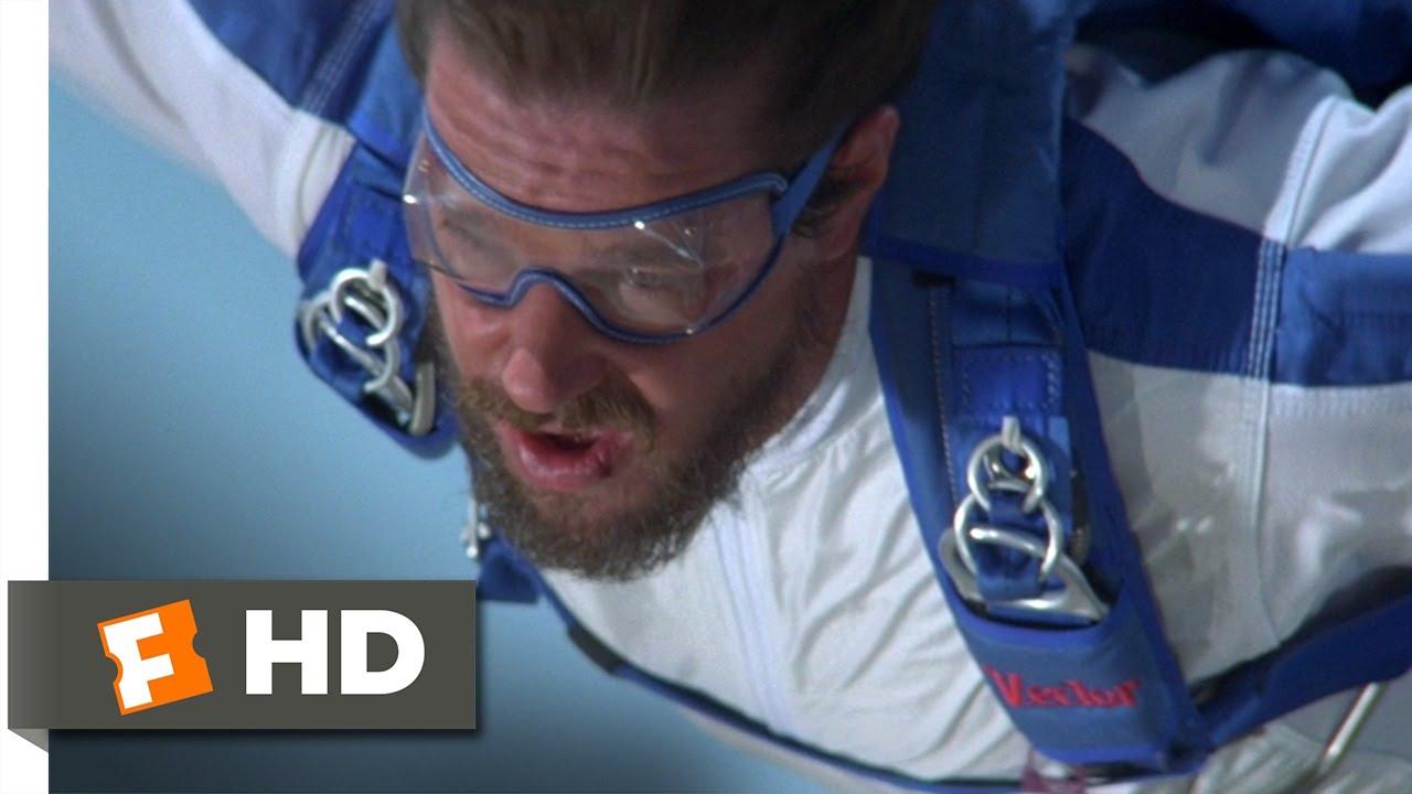 Download Drop Zone (7/9) Movie CLIP - Cut Away! (1994) HD
