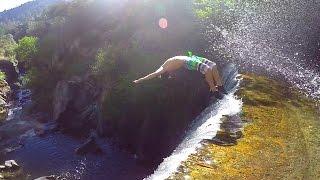 Finding Secret Waterfalls in Northern California