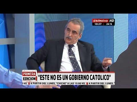 Guillermo Moreno en Cronica TV 10/11/17