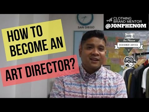 How to become an Art Director | by Designer @JonPhenom