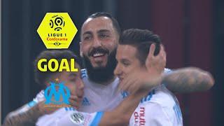 Goal konstantinos mitroglou (18') / olympique de marseille - amiens sc (2-1) (om-asc) / 2017-18