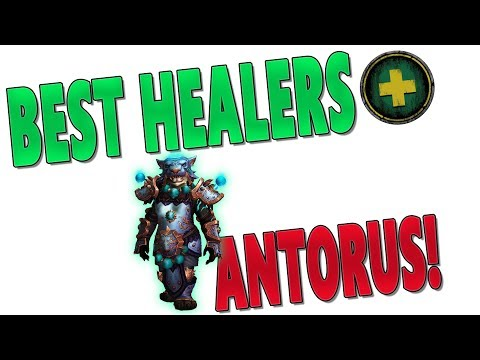 7.3.5 BEST HEALER CLASS (ANTORUS) | Top Healer Rankings & Tier 21 Ranked | World of Warcraft: Legion from YouTube · Duration:  16 minutes 27 seconds