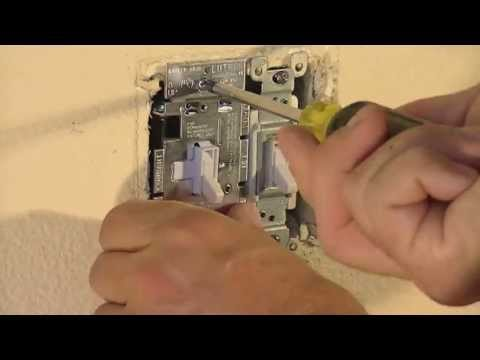 hqdefault dimmer switch installation (single pole) by everything home tv cooper 7738 wiring diagram at couponss.co
