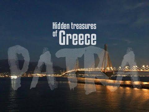 Travel Vlog Greece Part 2 | 5 Weeks in Greece | Patra