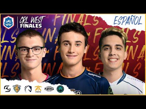 Clash Royale League: CRL West Fall 2019 | ¡Finales! (Español)