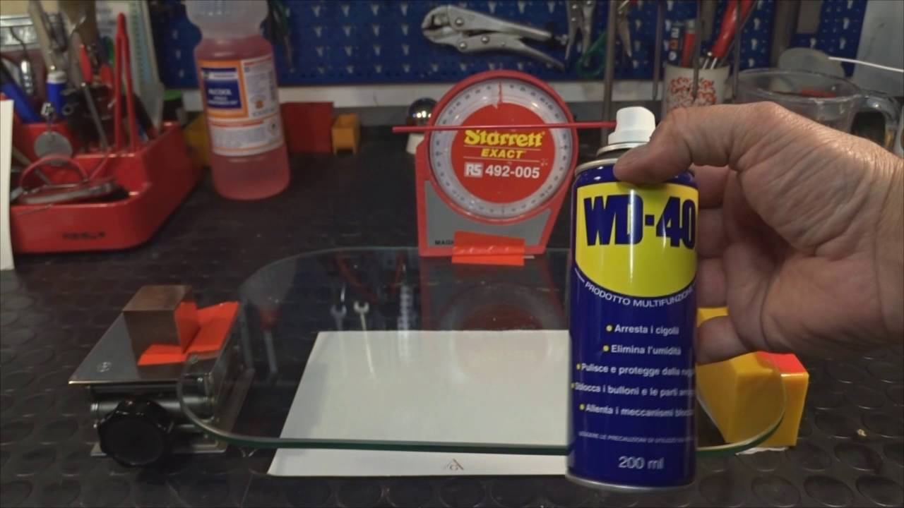 VD-40 - what is it? WD-40 Universal aerosol grease: characteristics, application, manufacturer, reviews 60