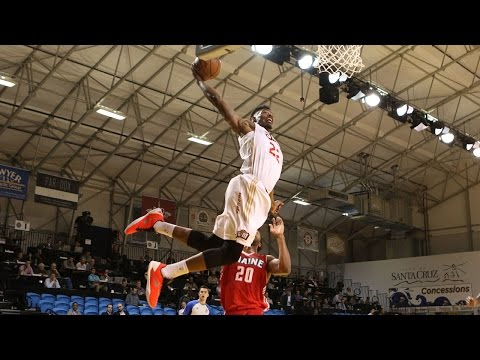 Top 10 Dunks of the 2015-16 NBA D-League Season!
